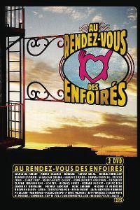 Cover Les Enfoirés - 2016: Au rendez-vous des Enfoirés [DVD]